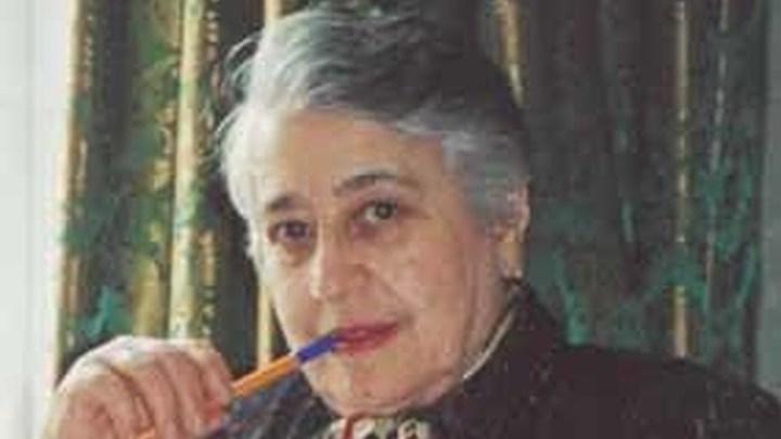 Ушла из жизни историк Ада Сванидзе