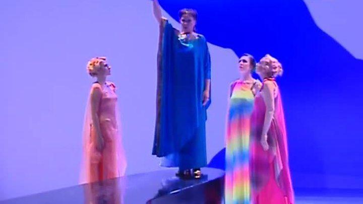 Ханс-Йоахим Фрай поставил оперу Штрауса в Москве