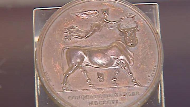 В Пушкинском музее открылась выставка редких монет