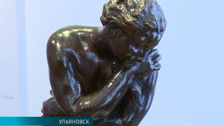 В Ульяновске открылись две выставки живописи и скульптуры из собрания Пушкинского музея
