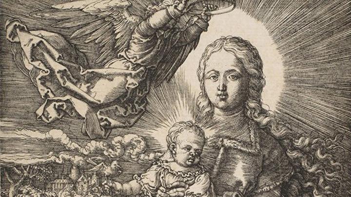 Утерянная гравюра Дюрера найдена на блошином рынке во Франции