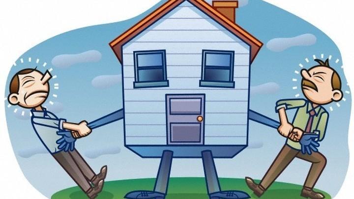Спор собственников по поводу жилья