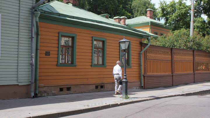 Москва. Хамовники. Музей Льва Толстого