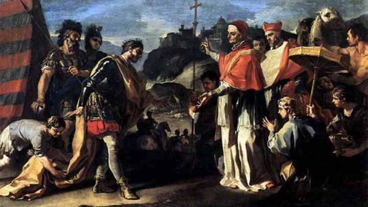 Римский папа Лев I Великий