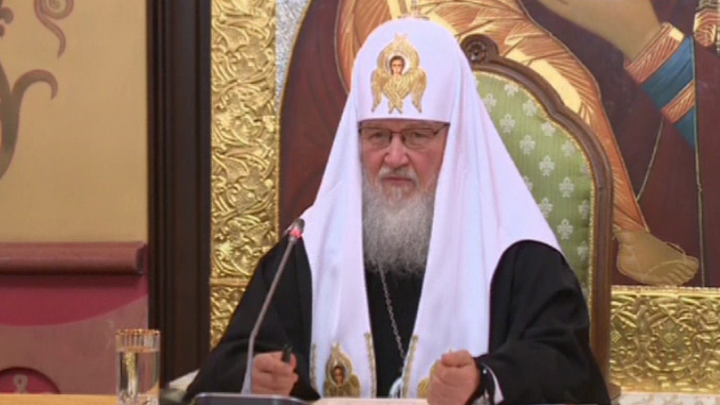 Патриарх Кирилл встретился с руководителями крупнейших музеев страны