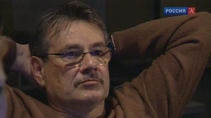 Павел Чухрай принимает поздравления с 70-летием