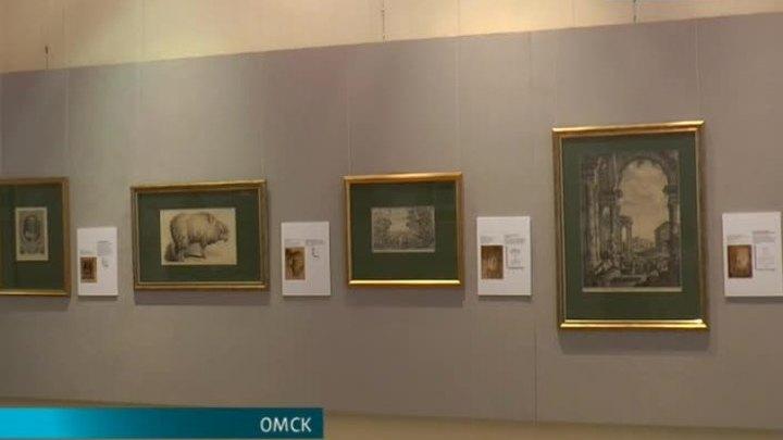 Выставка в Омском музее имени Врубеля посвящена водяным знакам