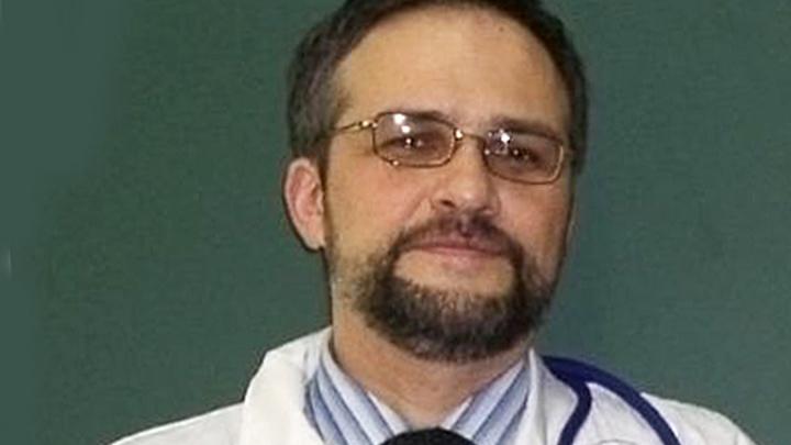 Евгений Жиляев, главный ревматолог города Москвы, профессор, доктор медицинских наук.