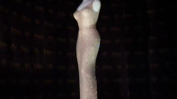 Платье Мэрилин Монро продано за пять миллионов долларов