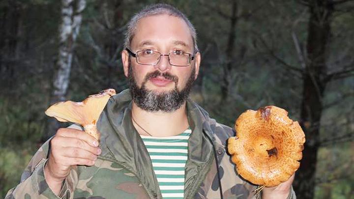 Миколог Михаил Вишневский.