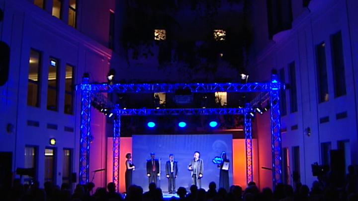 Премией имени Станиславского наградили общественных деятелей и актёров