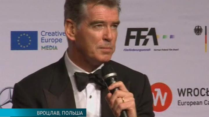 Церемония награждения премией Европейской киноакадемии прошла во Вроцлаве