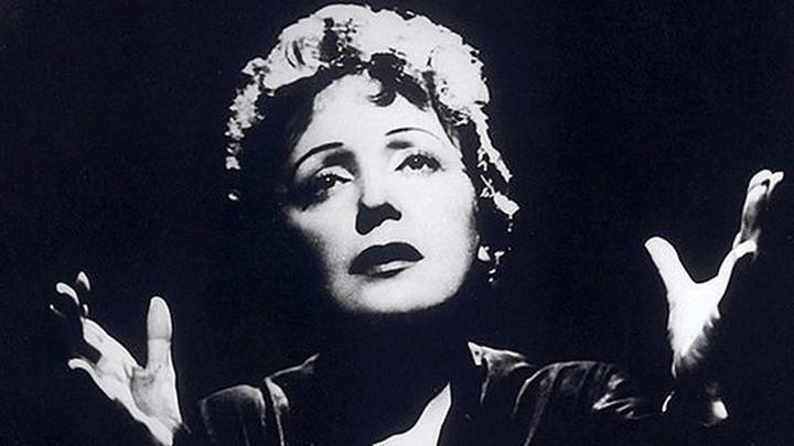 Эдит Пиаф, французская певица (шансонье)