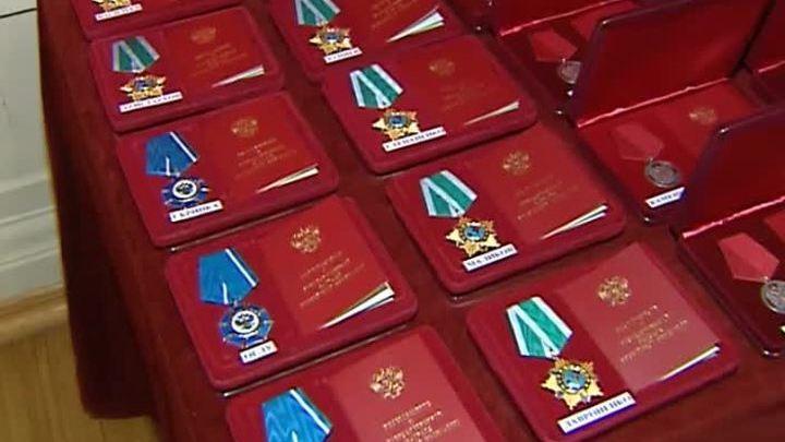 В Большом театре состоялась церемония награждения деятелей культуры госнаградами