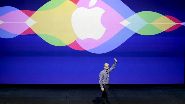 Apple вложит в американское производство $1 миллиард