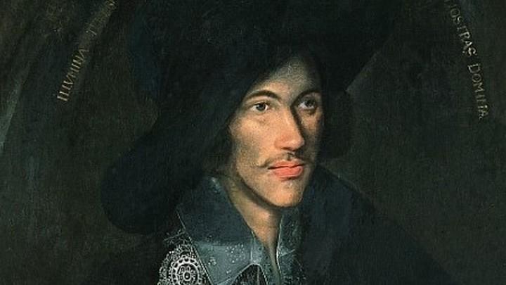 Портрет Джона Донна. 1595.