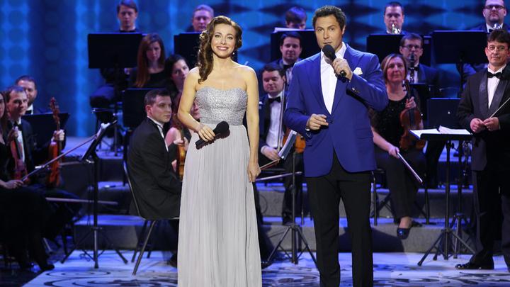 Екатерина Гусева и Евгений Кунгуров