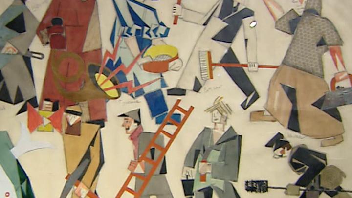 Двенадцати авторам эпохи революции 1917-го посвятили выставку в Литмузее