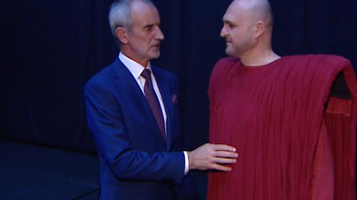 Два знаковых музыкальных произведения XX века прозвучали в один вечер в Театре Станиславского