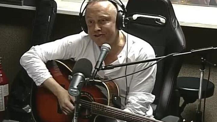 Встреча в студии с Павлом Кашиным