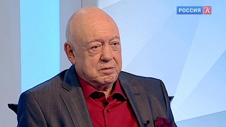 Главная роль. Народный художник России Борис Мессерер