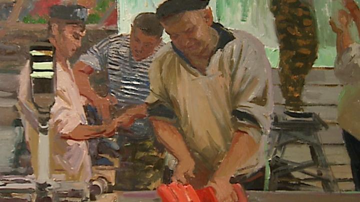 Московский союз художников проводит юбилейную выставку к своему 85-летию