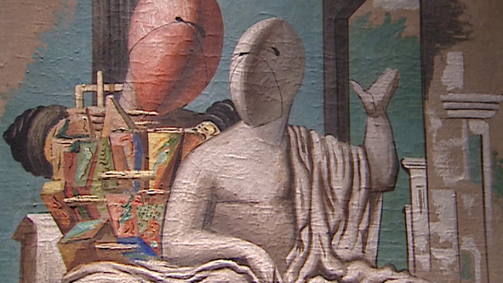 Третьяковка открывает выставку итальянского авангардиста Джорджо де Кирико