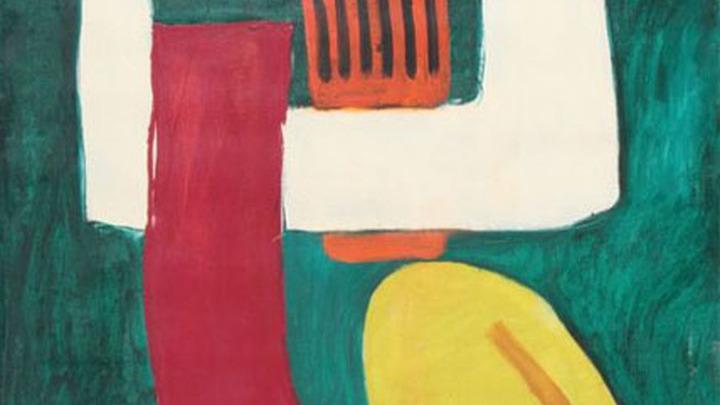 Отреставрированные картины Элия Белютина демонстрирует Пермская галерея