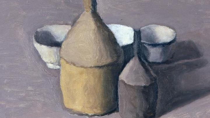 В Музее имени Пушкина выставлены почти сто работ знаменитого Джорджо Моранди