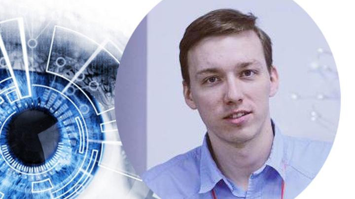 """Михаил Янчиков, генеральный директор компании """"EyeMove""""."""