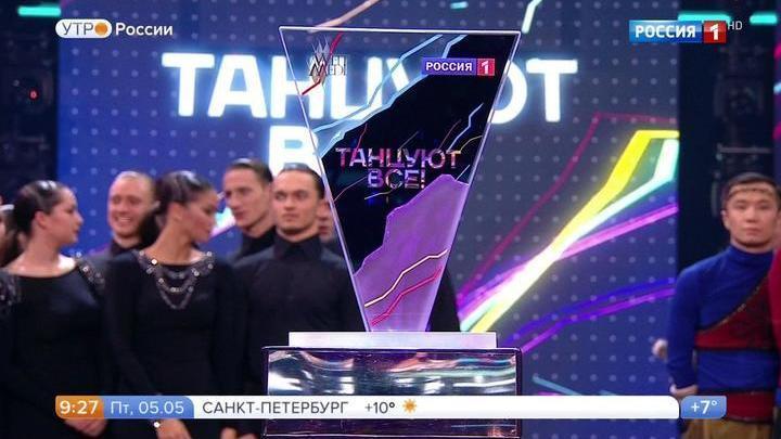 В финале судьбу танцоров решат зрители (сюжет программы