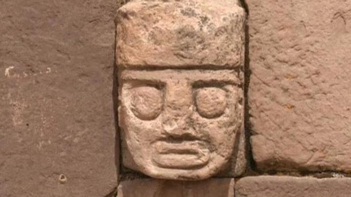 Боливийские ученые провели аэрофотосъёмку древнего городища Тиуанако
