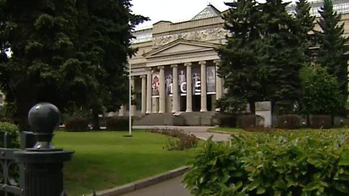 Музей изобразительных искусств имени Пушкина отмечает 105-й день рождения