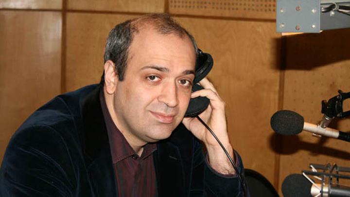 Георгий Исаакян, художественный руководитель театра, Заслуженный деятель искусств России