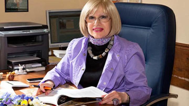 Врач-гепатолог, руководитель специализированного научного гепатологического центра Белла Леонидовна Лурье