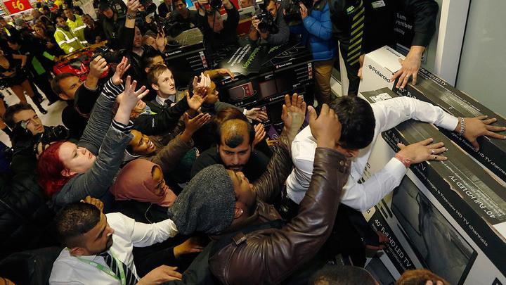 """Российские ритейлеры обеспечили безопасные условия для покупок во время """"Черной пятницы"""""""
