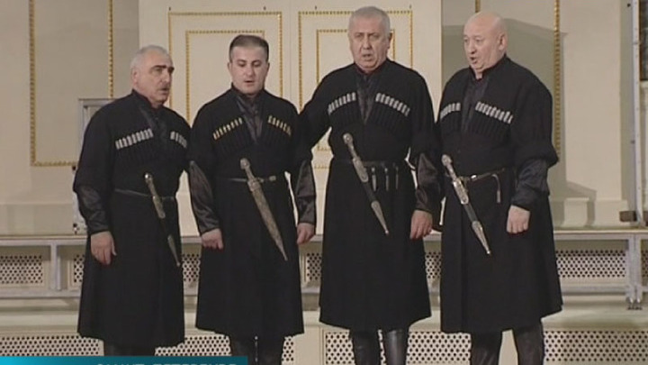 Дни грузинского кино начались в Северной столице