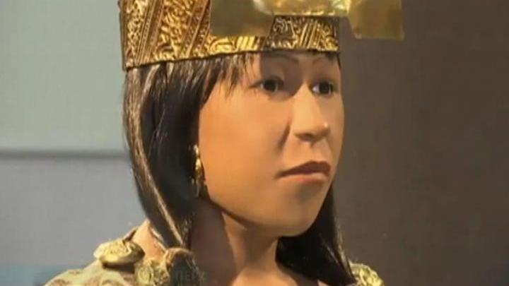 Перуанские ученые воссоздали внешность царицы Леди Као