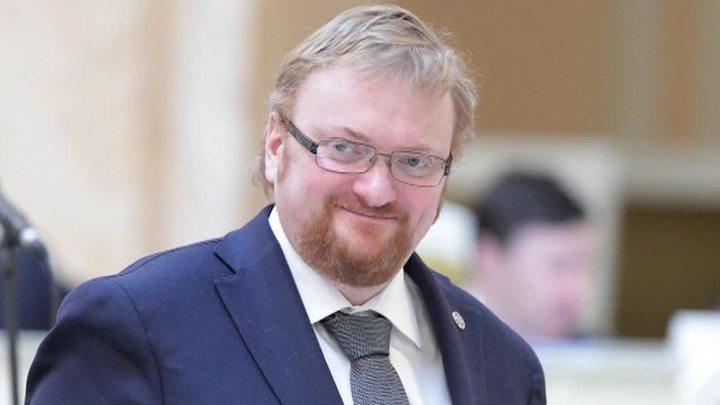 МИД Азербайджана расценил слова Милонова как провокацию