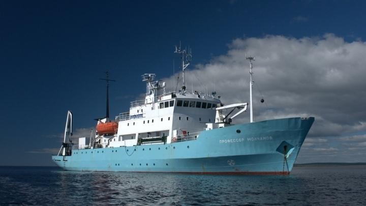 Экспедиция Арктического плавучего университета провела исследования на острове Ферсмана