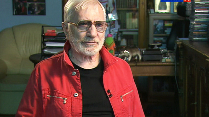 Виктор Мережко отмечает 80-летие