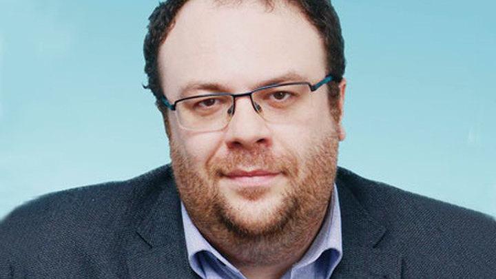 Врач-невролог, кандидат медицинских наук Павел Яковлевич Бранд.