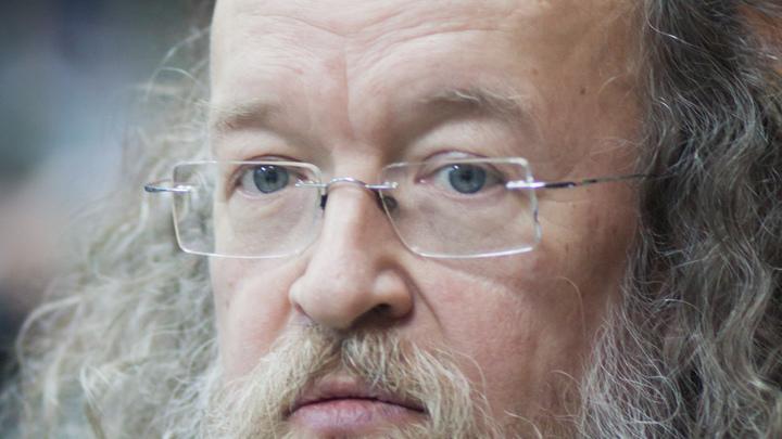 Джазмен и композитор Сергей Летов
