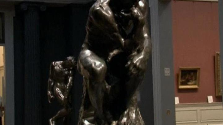 В Нью-Йорке представлены работы Огюста Родена