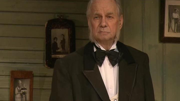 Старейшему актёру Малого театра Юрию Каюрову исполнилось 90 лет