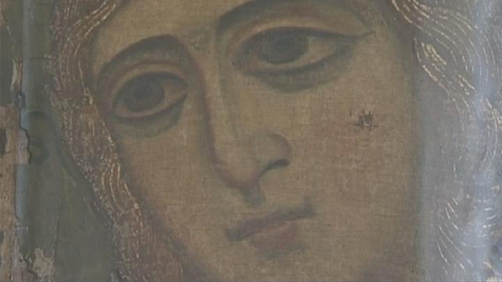 """Икона """"Ангел Златые власы"""" из Русского музея не будет передаваться в храм"""