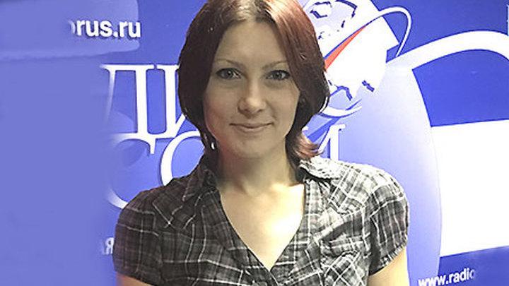 """Главный эксперт """"Росконтроля"""" Ирина Аркатова."""