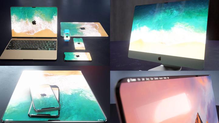 Все гаджеты Apple перерисовали в стиле iPhone X