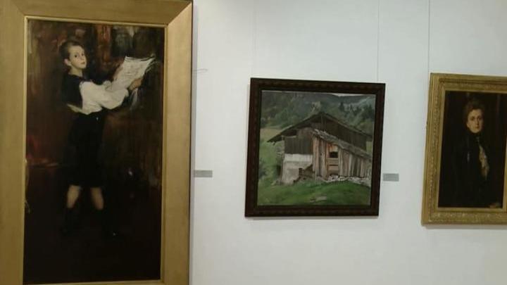 В Краснодаре новая экспозиция посвящена художникам-эмигрантам XX века