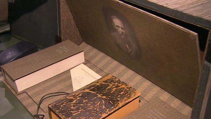 В Москве представили факсимильное издание Евангелия Достоевского